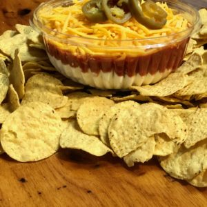 Dips, Chips, Cheese and Crackers