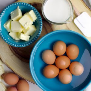 Dairy, Eggs, Butter and Juice
